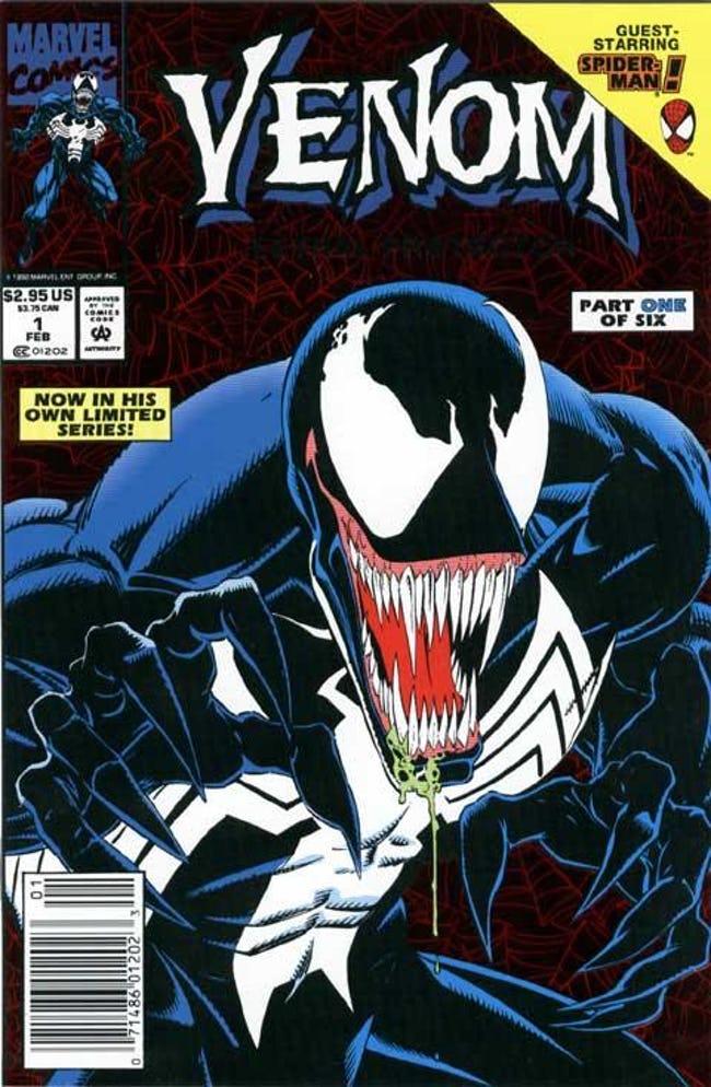 Quando Venom divenne figo